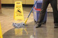 Καθαρισμός και συντήρηση δαπέδων / Γενικής χρήσης